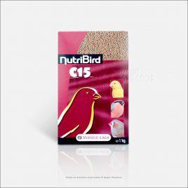 NUTRIBIRD C15 IMPORTADA 1KG