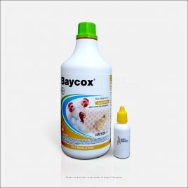 BAYCOX AVES (COCCIDICIDA) 30ml FRACIONADO